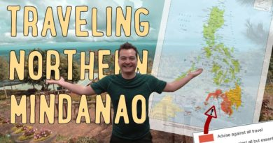 Die Philippinen im Video -Sind Reisen in Mindanao wirklich gefährlich?