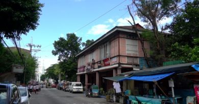 Die Philippinen im Video - F.-R. Hidalgo Street in Quiapo