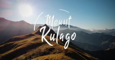 Die Philippinen im Video - Mount Kulago in Bukidnon