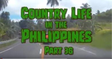 Die Philippinen im Video - Leben auf dem Lande - Teil 36
