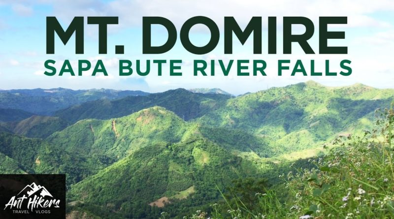 Die Philippinen im Video - Mount Domire und Sopa Bute Wasserfall