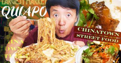 Die Philippinen im Video - Essen und Trinken - Streetfood in Binondo