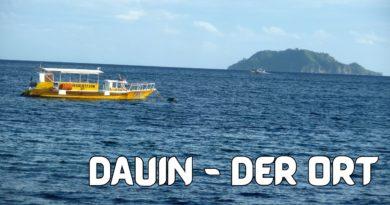Die Philippinen im Video - Dauin - Der Ort Video und Foto von Sir Dieter Sokoll