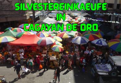 Die Philippinen im Video - Silvestereinkäufe in Cagayan de Oro Foto und Video von Sir Dieter Sokoll