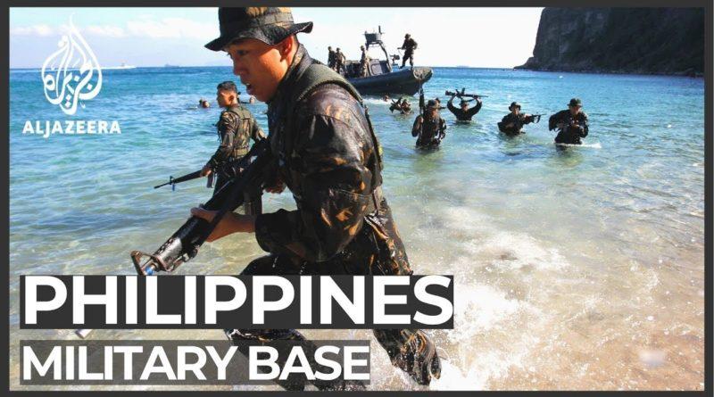 Die Philippinen im Video - Warum baut die philippinische Marine einen Militärstützpunkt in der Nähe von Taiwan?
