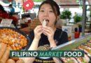 Die Philippinen im Video - Salcedo Feinschmecker-Markt in Makati