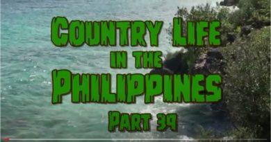 Die Philippinen im Video - Leben auf dem Lande - Teil 39