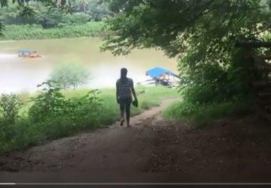 Die Philippinen im Video - Überquerung des Agusan in Florida