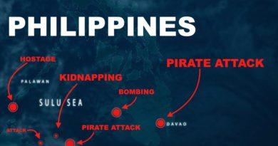 Die Philippinen im Video - Beim Segeln Piraten ausweichen