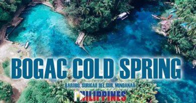 PHILIPPINEN MAGAZIN - VIDEOSAMMLUNG - Die kalte Quelle Bogac in Surigao del Sur