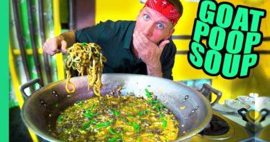 Die Philippinen im Video - Exotisches Essen in Davao