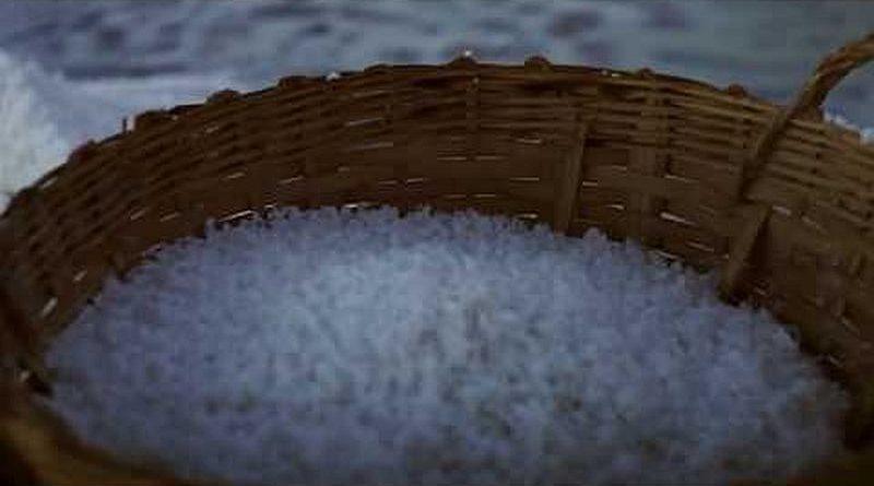 Die Philippinen im Video - Salzbetten in Pangasinan