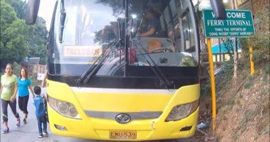Die Philippinen im Video - Busreise von Davao nach Manila
