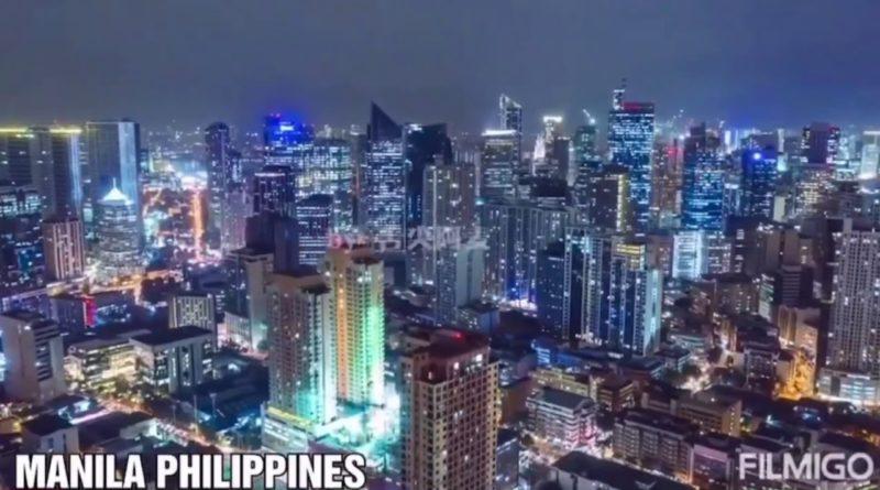 PHILIPPINEN MAGAZIN - Metro Manila Skyline 2020