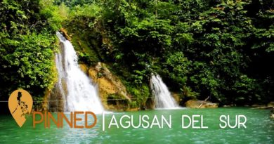 PHILIPPINEN MAGAZIN - ANGESCHLAGEN - Agusan del Sur