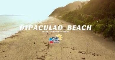 PHILIPPINEN MAGAZIN - VIDEOSAMMLUNG - Dipaculao Beach Aurora
