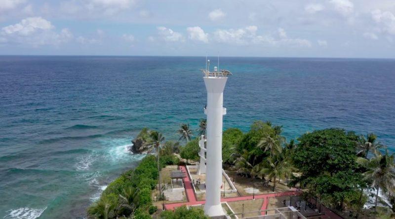 Die Philippinen im Video - Besuch von Parola Lavina am Cape San Agustin