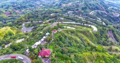 Die Philippinen im Video - Aussichtspark von Quezon mit der Drohne