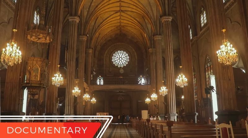 Die Philippinen im Video - San Sebastian Kirche