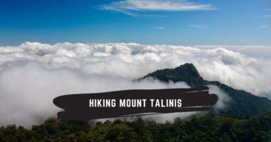 Die Philippinen im Video - Der Berg Talinis