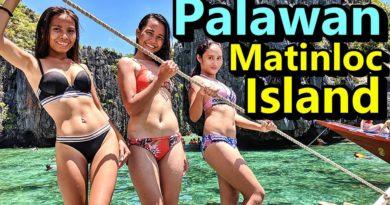 Die Philippinen im Video - Inselhüpfen von El Nido nach Matinloc