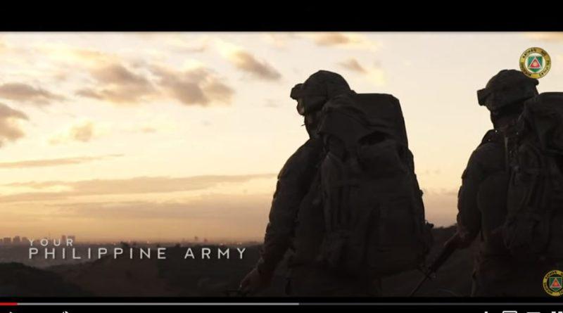 Die Philippinen im Video - Philippinische Armee im Covid-19 Einsatz