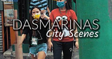 Die Philippinen im Video - Stadtszenen aus Damarinas