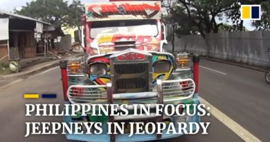 Die Philippinen im Video - Der Jeepney ist in Trouble
