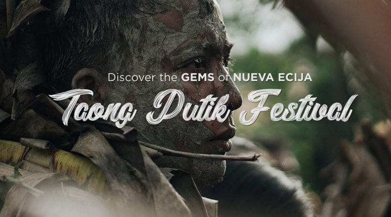 Die Philippinen im Video - Taong Putik Festival