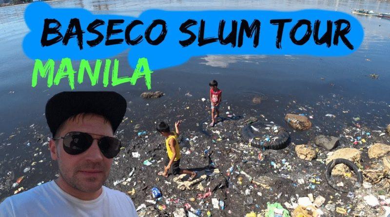 PHILIPPINEN MAGAZIN - VIDEOSAMMLUNG - Die Slums von Baseco