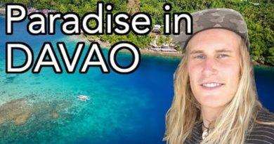 Die Philippinen im Video - Paradies bei Davao - Samal