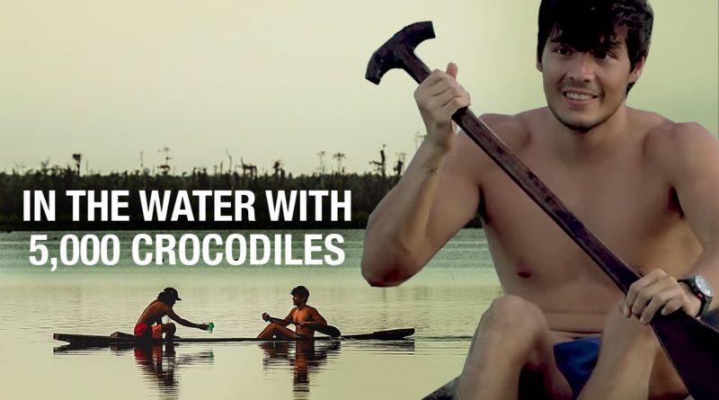 Die Philippinen im Video - Erkundung der Agusan Sümpfe