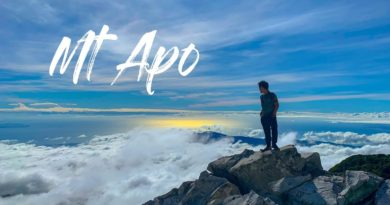 Die Philippinen im Video - Besteigung des Mount Apo