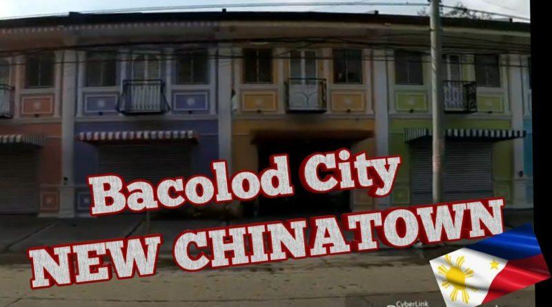 Die Philippinen im Video - Neues Chinatown in Bacolod