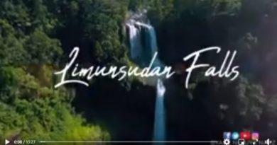 Die Philippinen im Video - Limunsudan Wasserfälle