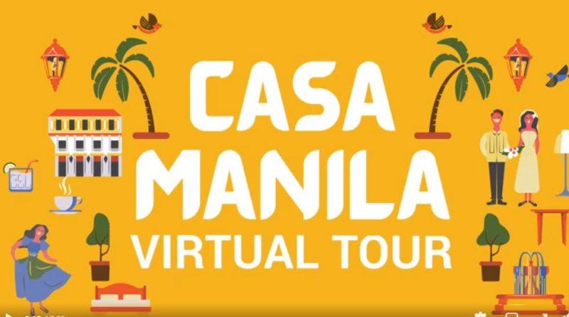 Die Philippinen im Video - Casa Manila