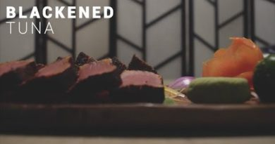"""Die Philippinen im Video - Rezept für """"Geschwärzten Thunfisch"""""""