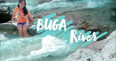 Die Philippinen im Video - Ausflug zum Buga Fluß