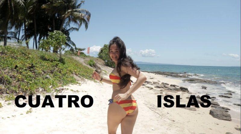 Die Philippinen im Video - Cuatro Islas und Hindang Höhle