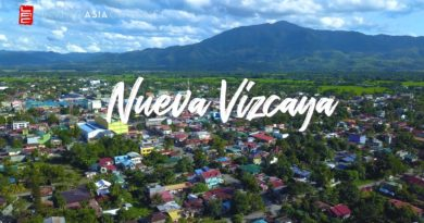 Die Philippinen im Video - Nueva Vizcaya im Video