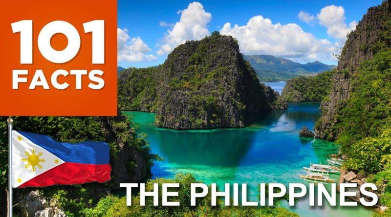 Die Philippinen im Video - 101 Fakten über die Philippinen
