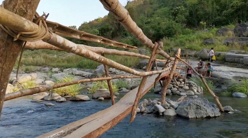 Die Philippinen im Video - Am Balili Fluß
