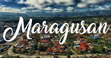 Die Philippinen im Video - Drohnenaufnahmen aus Maragusan