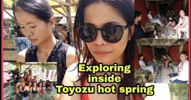 Die Philippinen im Video - Im Toyuzo Hot Spring Resort