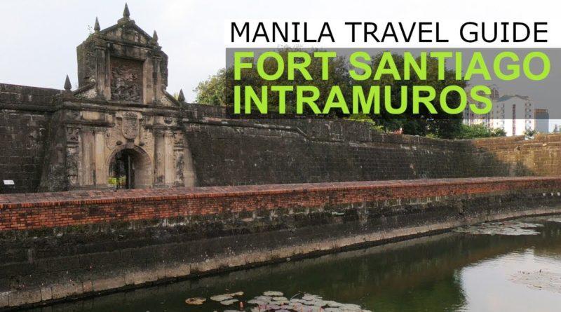 Die Philippinen im Video - Videoführer durch Fort Santiago Intramuros