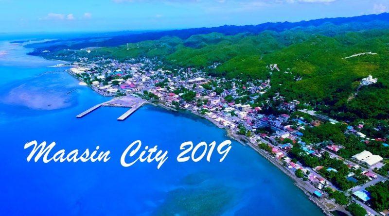 Die Philippinen im Video - Die Stadt Maasin 2019