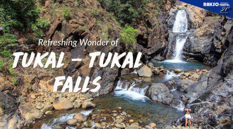 Die Philippinen im Video - Erfrischende Tukal-Tukal Wasserfälle in Botolan