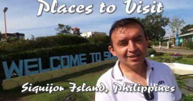 Die Philippinen im Video - Sehenswürdigkeiten der Insel Siquijor