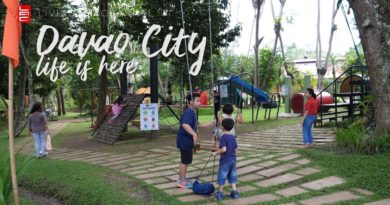 Die Philippinen im Video - Das Leben ist hier in Davao City