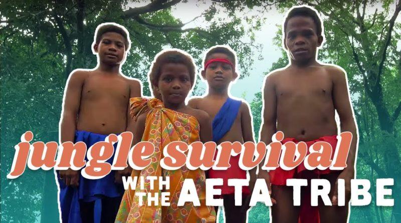 Die Philippinen im Video - Dschungel-Überlebenstraining mit dem Aeta Stamm